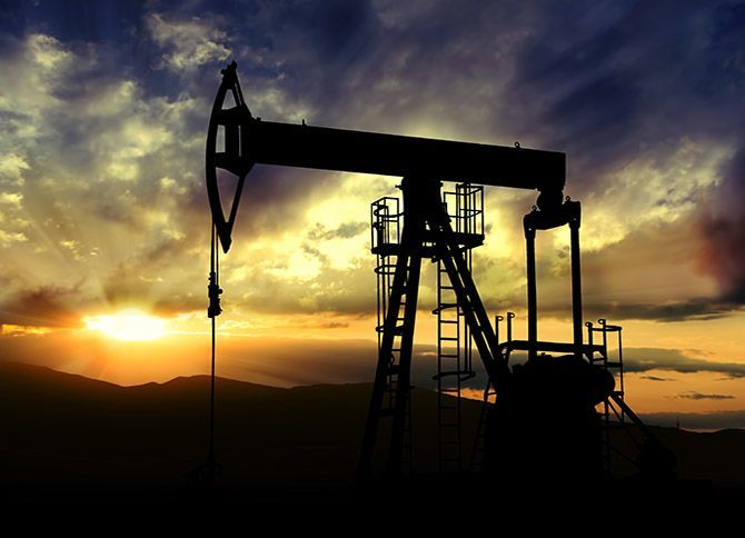 Oil and Gas Equipment Marketing Website